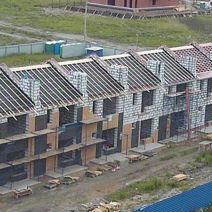 жилой комплекс Новые кварталы Петергофа, сентябрь 2015